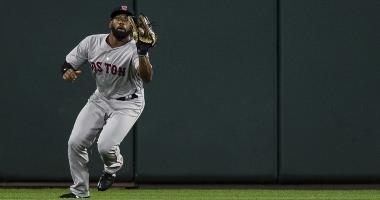 Jackie Bradley Jr. takes away another home run