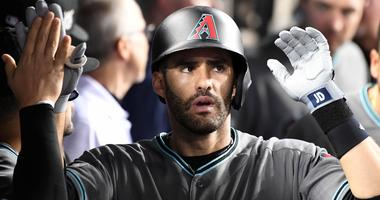J.D. Martinez is coming to the Red Sox