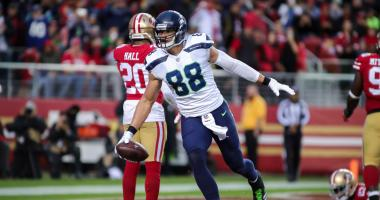 Hannable: Idea of Jimmy Graham to Patriots isn't as crazy as it may sound