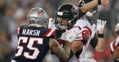 DE Cassius Marsh finds new home quickly after release from Patriots
