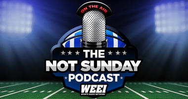 Not Sunday podcast, Ep. 11: Ian Rapoport further explains Jimmy Garoppolo trade, going from Herald to NFL Network