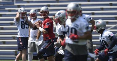 5 things to look for at Patriots training camp