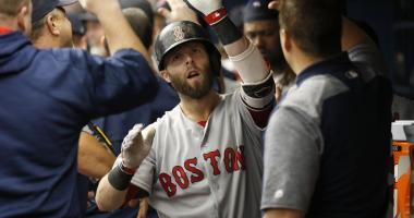 Red Sox lineup: Dustin Pedroia, Mookie Betts back in