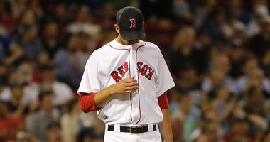 Rick Porcello trying to find positives despite taking 10th loss of season