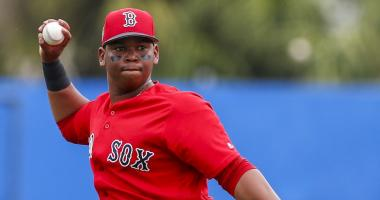 Don't expect Rafael Devers to come in and save day for Red Sox