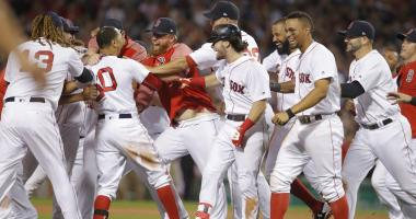 Hottest Play of the Week: Mookie Betts gives Red Sox another walk-off win