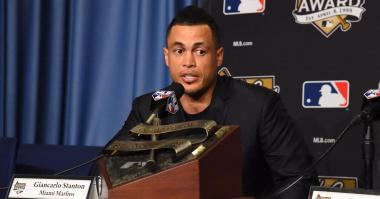 Bradford: The Red Sox' Giancarlo Stanton problem