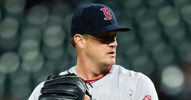 Red Sox report: Steven Wright discusses domestic abuse case
