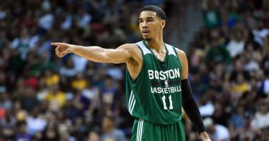 Kyrie Irving would likely cost Celtics Jayson Tatum
