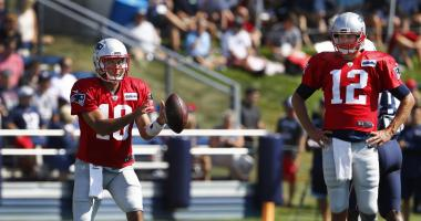 Patriots to practice with Lions, now will have 3 joint sessions this preseason