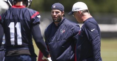Wes Welker acknowledges it was tough easing into retirement