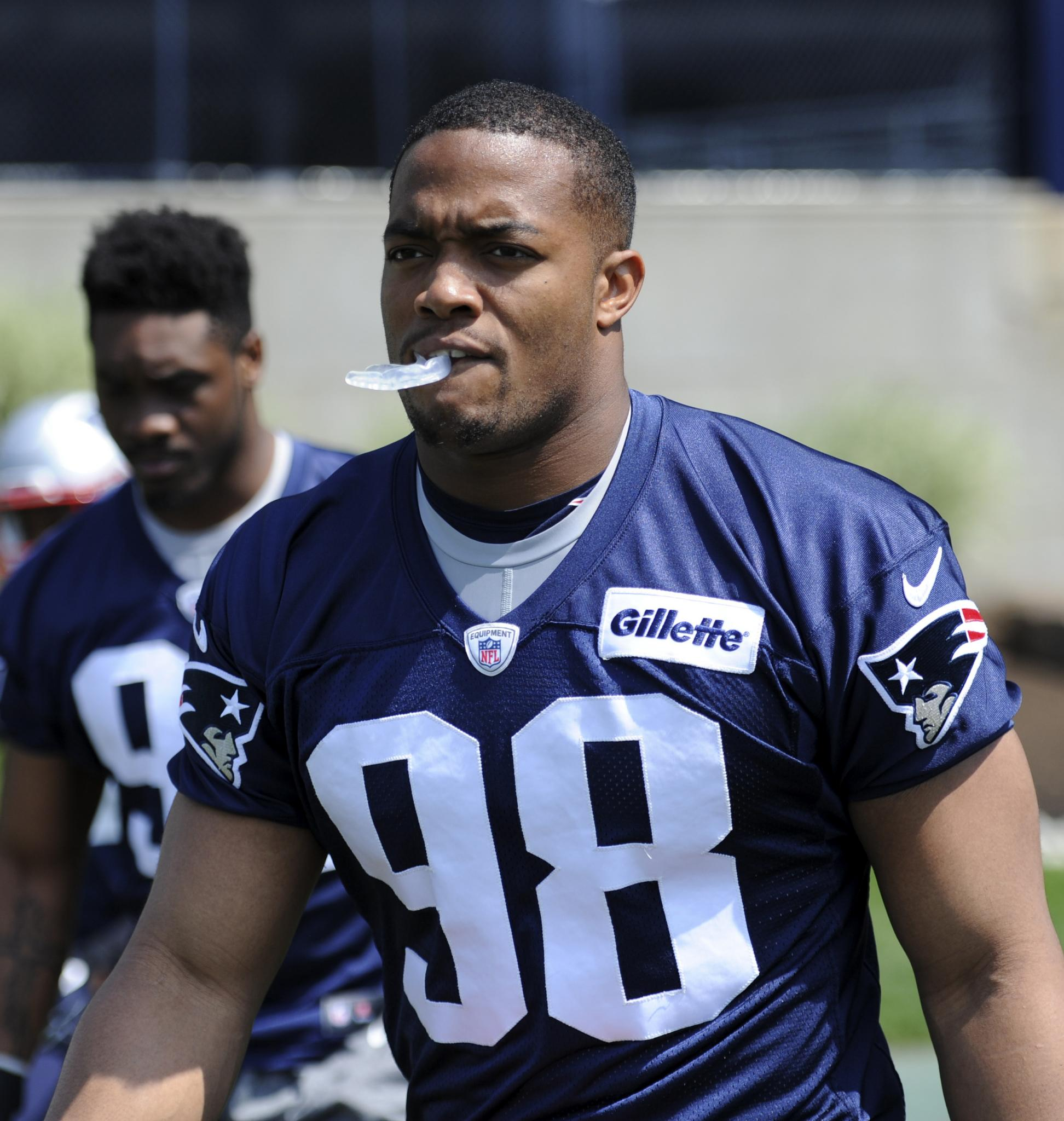 Trey Flowers on OMF explains film session criticisms following