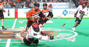 Bandits fall to Stealth 11-10 in overtime