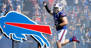 Kyle Williams: 'I've been blessed to be here so long'