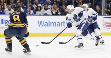 Sabres' Nelson and Guhle trying to make their marks