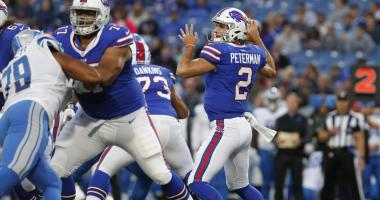 Who is Nathan Peterman?