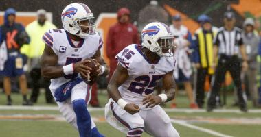 Bills offense faces numerous questions coming out of bye week