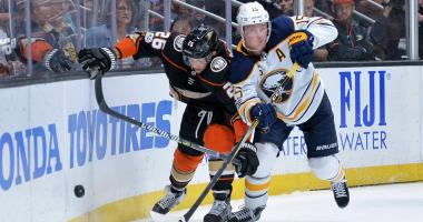 Sabres 1-6, and my thoughts turn to money