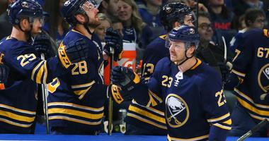 From the Locker Room: Sabres-Maple Leafs