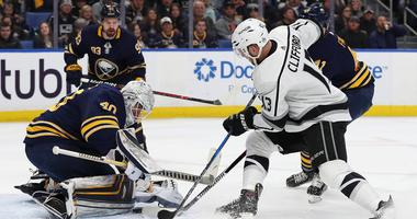 From the Locker Room: Sabres-Kings