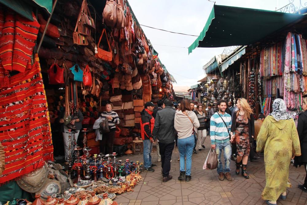 night market in Marrakech_154453709