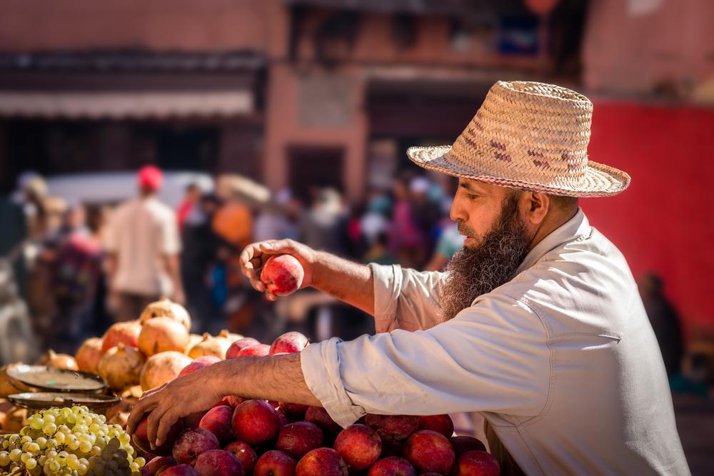 tannery in Marrakech_346799933