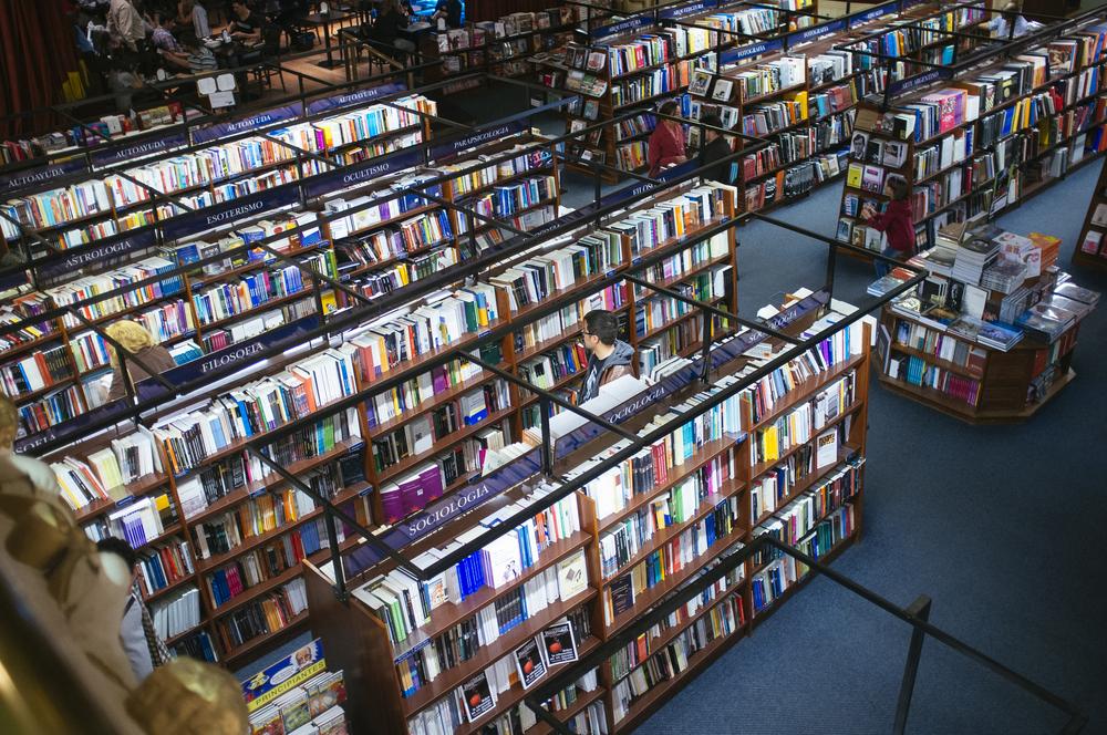El Ateneo library of Buenos Aires Argentina city_261992657