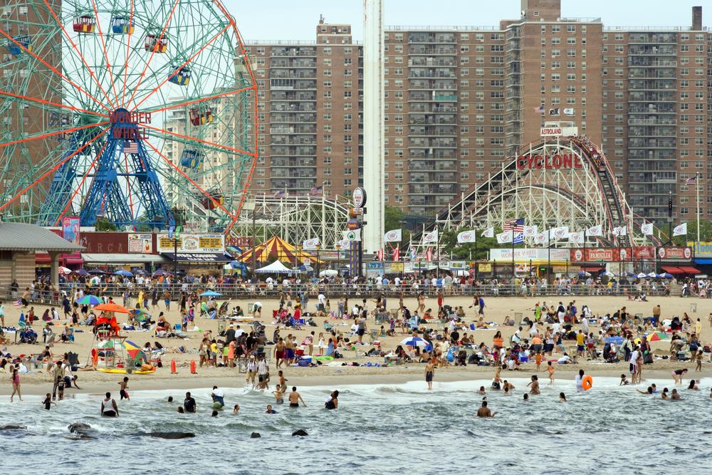 Coney Island in Brooklyn_3545924