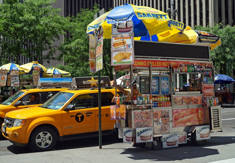 Hot Dog Cart_230920297