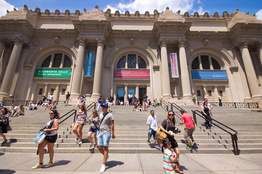 Metropolitan Museum of Art in New York City_112265987