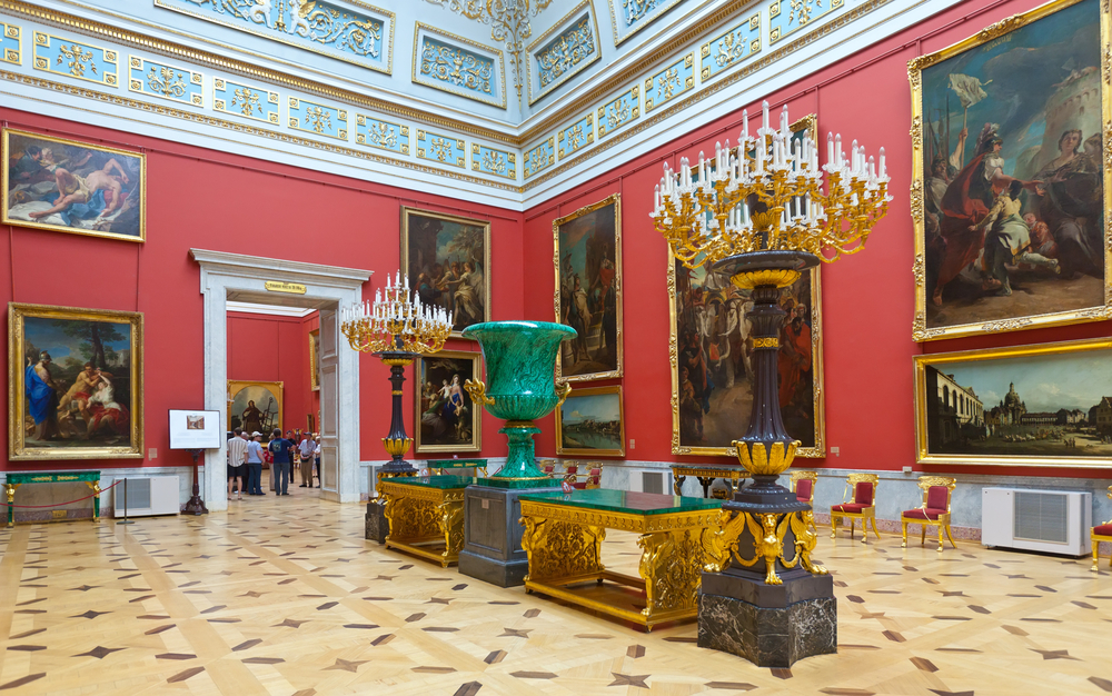 Interior of State Hermitage_116047912