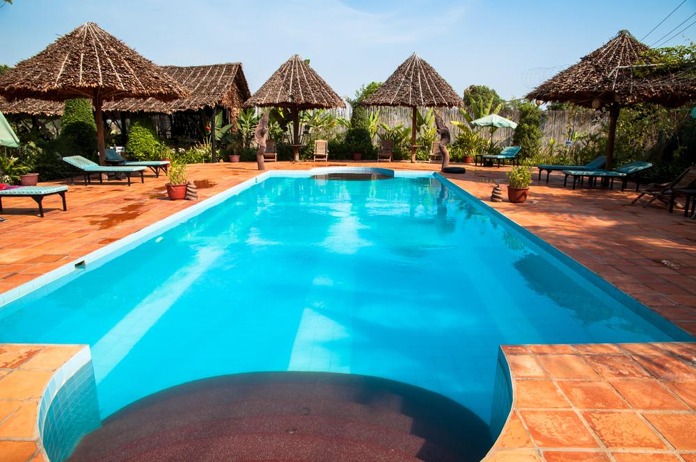 A hotel in khmer style in Siemreap_263673644