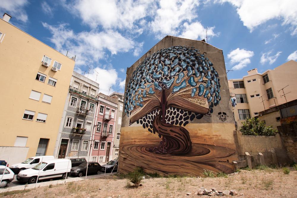 Amazing graffiti street art_369123617