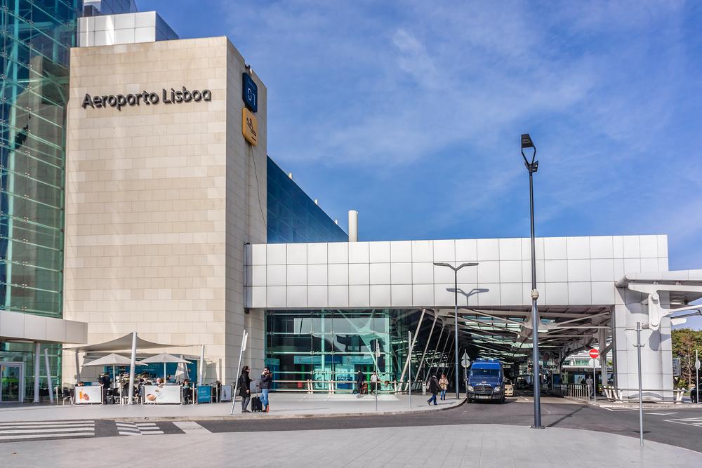 Lisbon Portela Airport_387612703