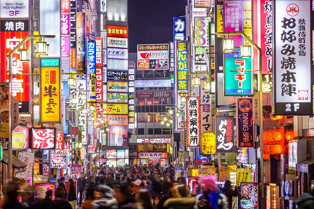 alleyway in Kabuki-cho_247901467
