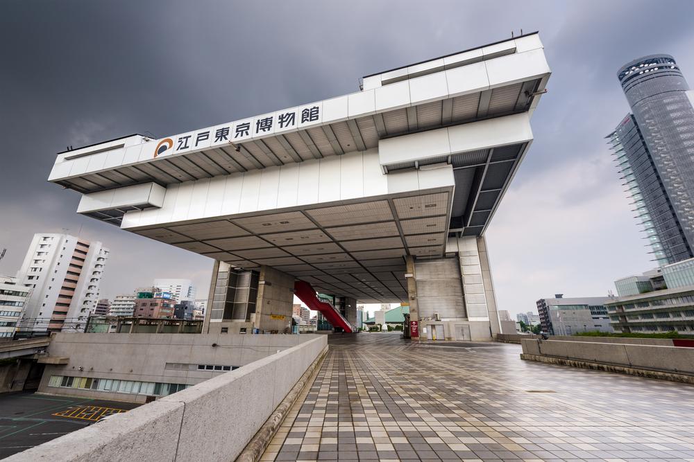 Edo-Tokyo Museum building_318459929