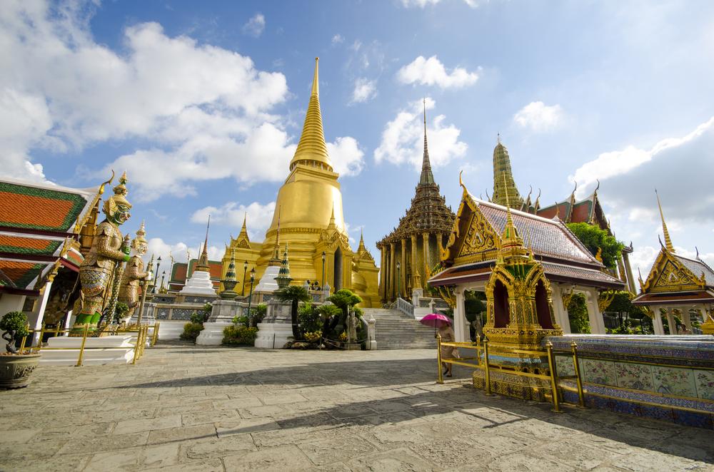 Wat Phra Kaew in Bangkok_207058156
