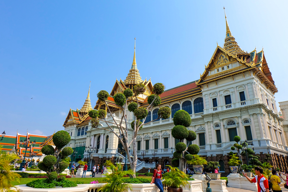Chakri Maha Prasat The Grand Palace_390258994