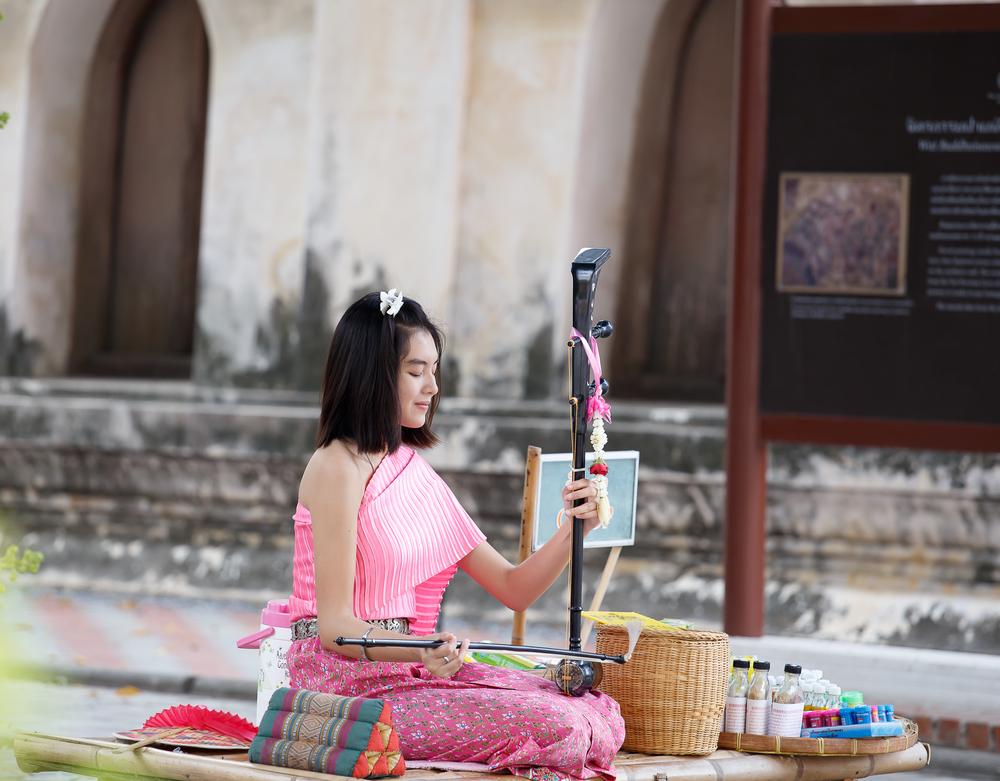 wat Putthaisawan Ayutthaya In Bangkok_396324724