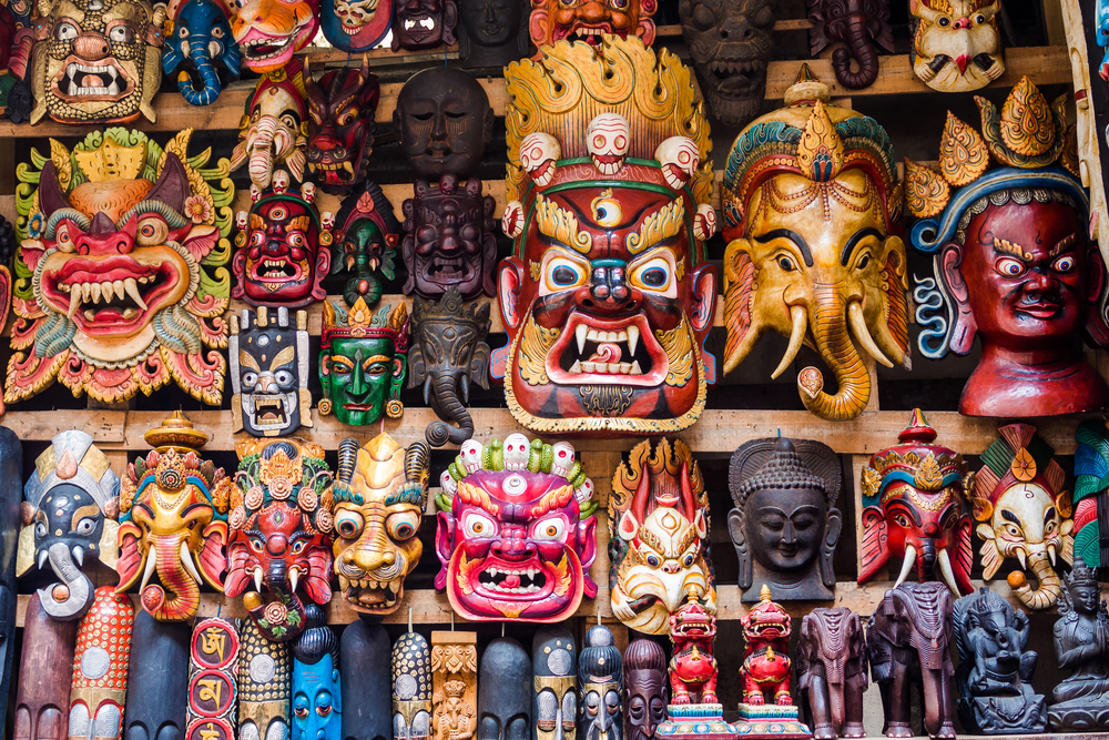 Thamel District of Kathmandu_399519232