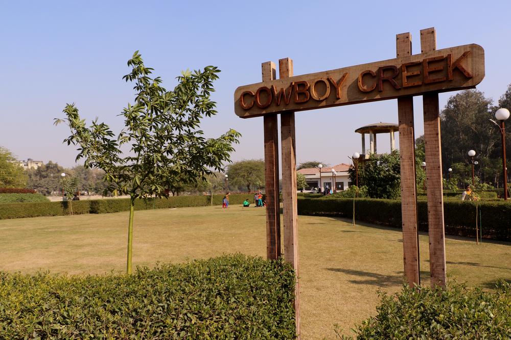 Sanjay Lake adventure park at New Delhi_355427768