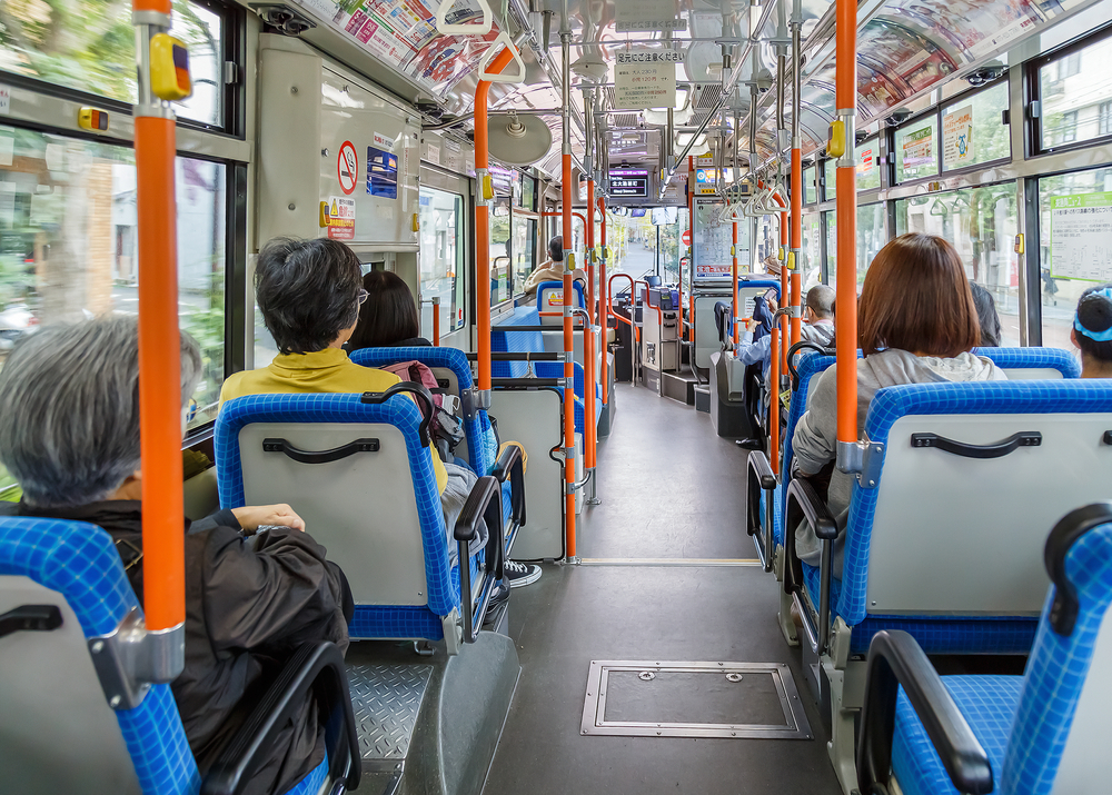 The Kyoto City Buses_239175679