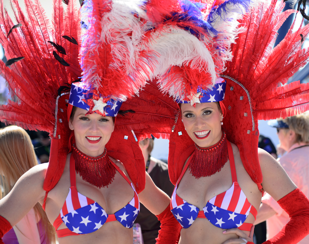 Las Vegas Follies at the NASCAR Sprint Kobalt_258764234