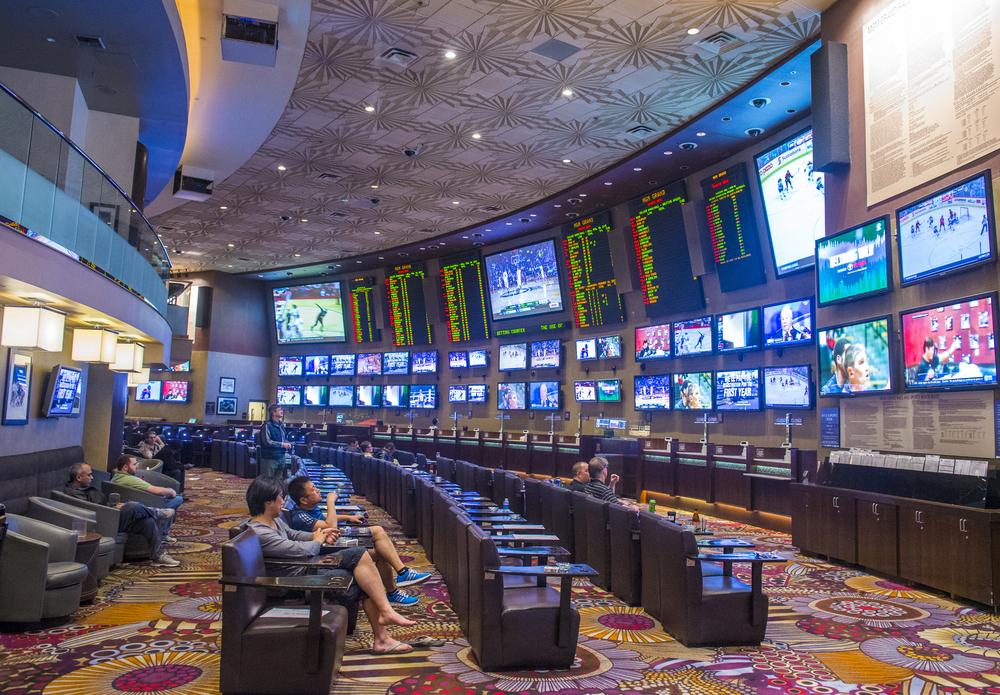 interior of MGM hotel and casino_263025563