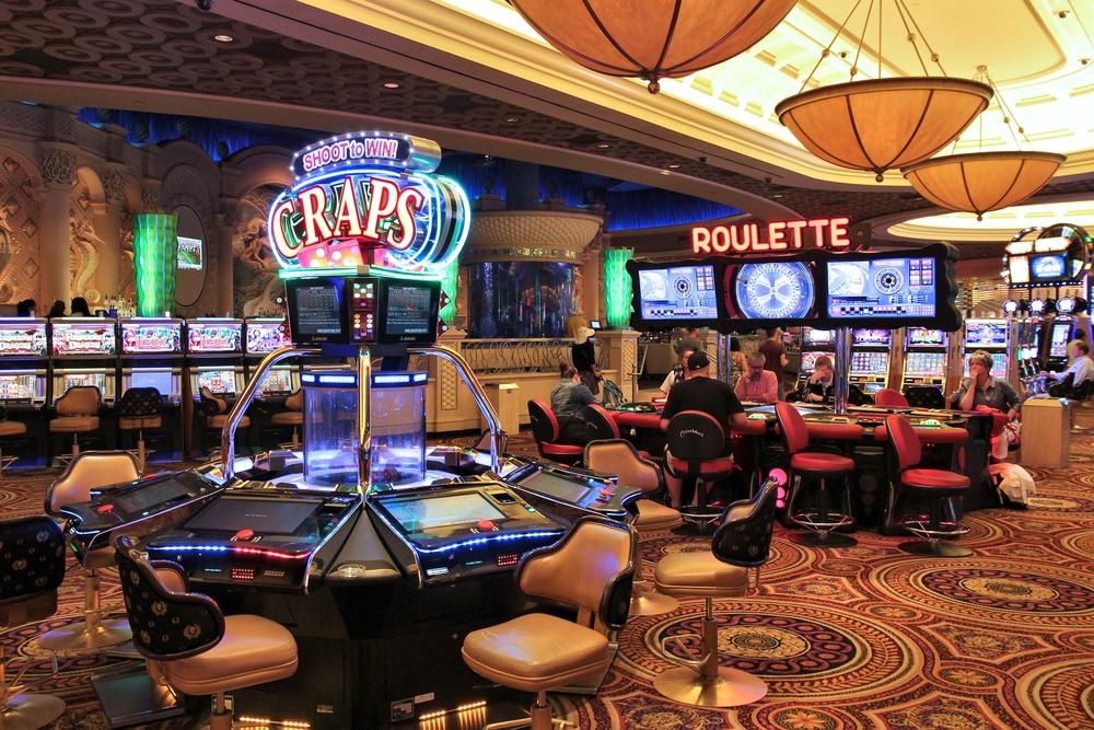 Caesars Palace casino resort_206535274