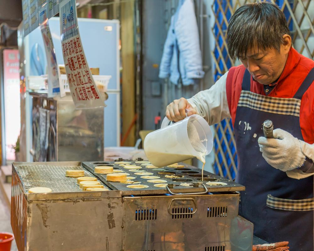 cartwheel pies at Shida night market_238663828