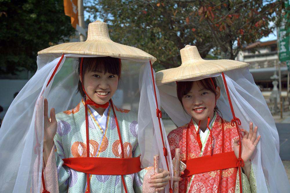 Traditional costume Miyajima_336177809