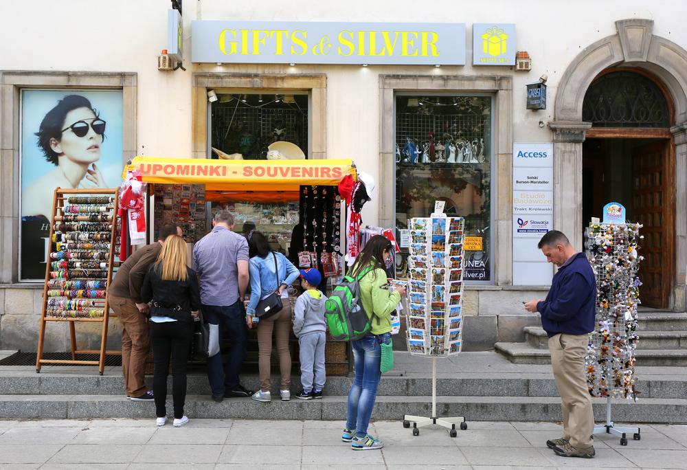 Souvenir shop near Castle Square_365552876