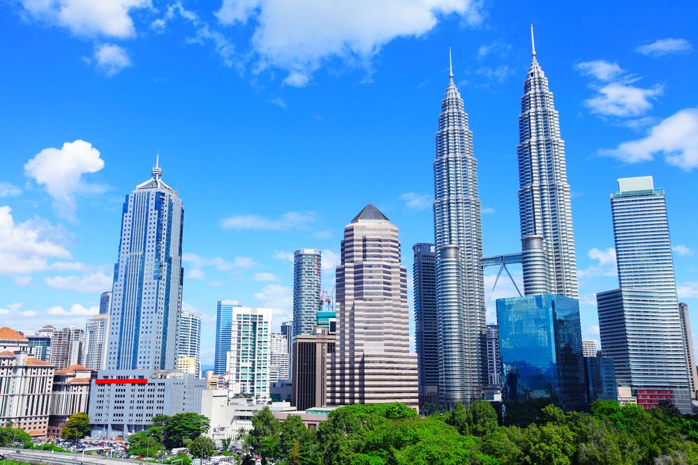 Kuala Lumpur city skyline_154151477