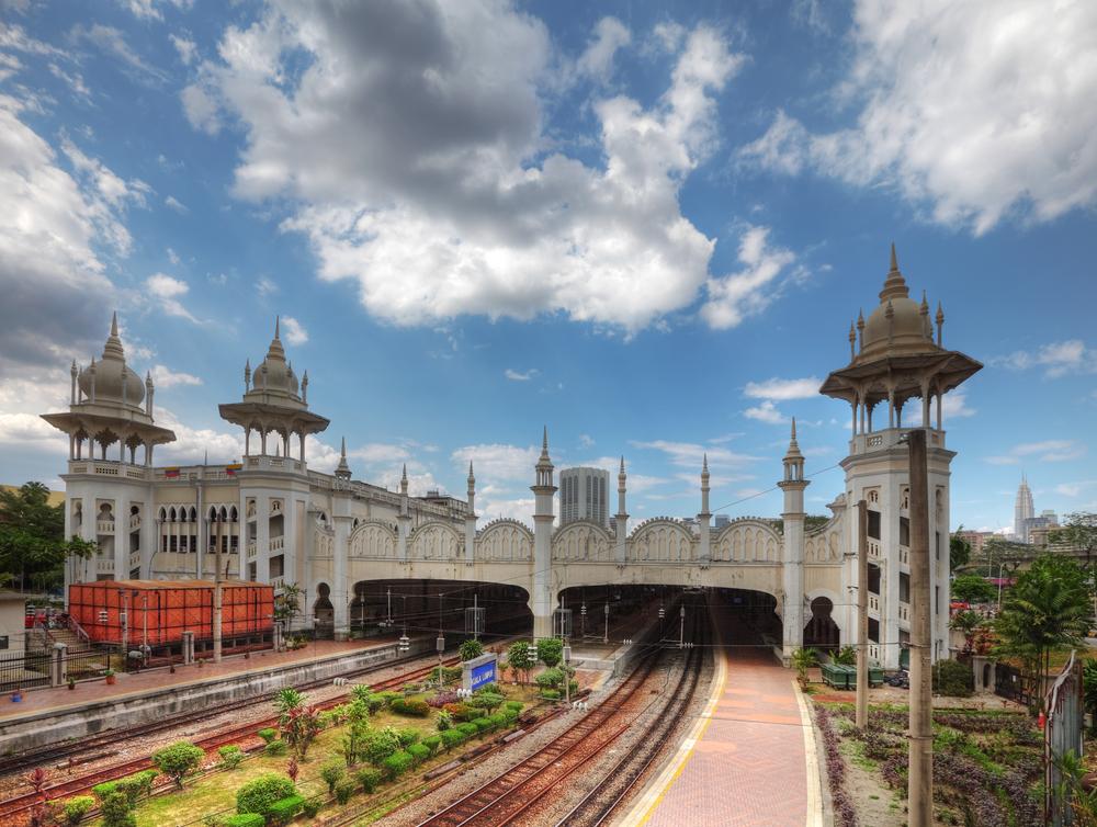 Kuala Lumpur Railway Station in Jalan Sultan Hishamuddin_177501998